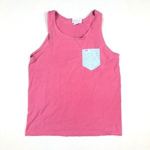 Fraternity Collection Women's Tank Top Size Medium